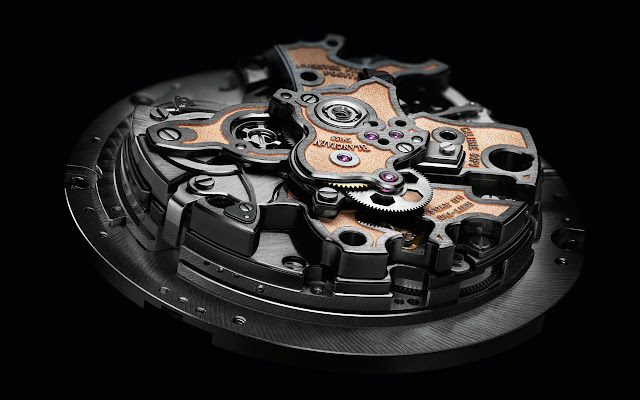 Blancpain - L-Evolution Split-Seconds Flyback Chronograph Large Date machine