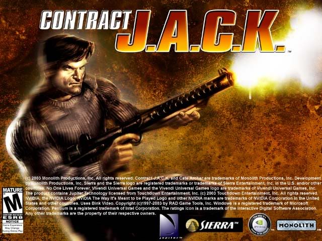 Contract J.A.C.K. Review - GameSpot