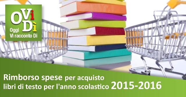 Libri scolastici anno scolastico 2015 2016 share the for Libri di testo scolastici