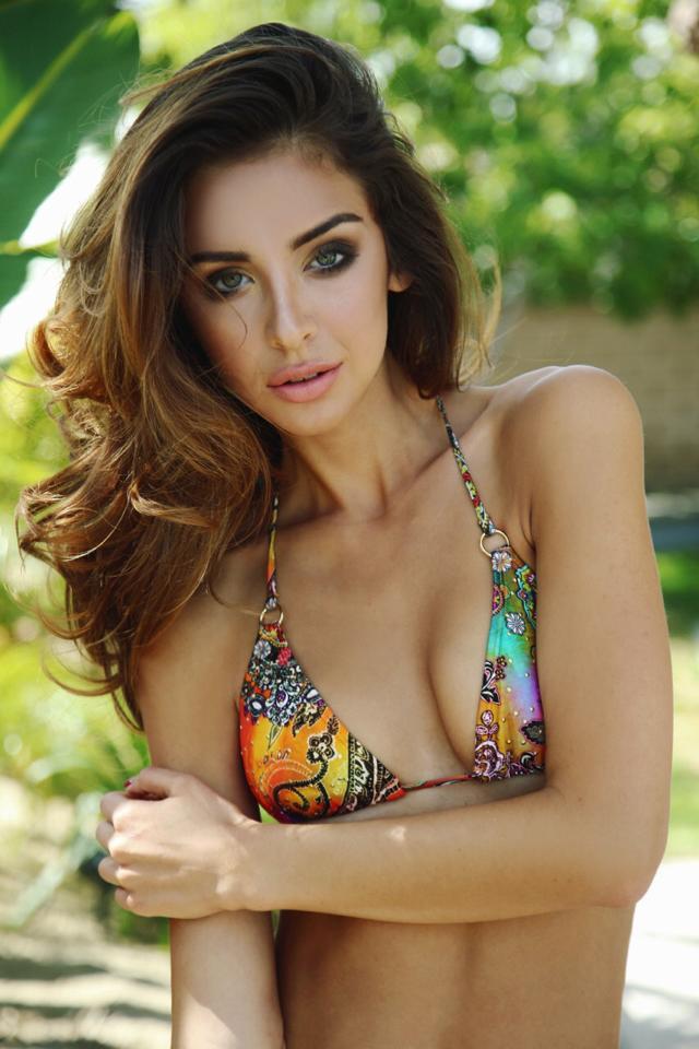 Nude Pics Miss California 21
