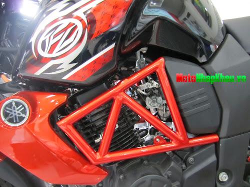Yamaha FZS 2013