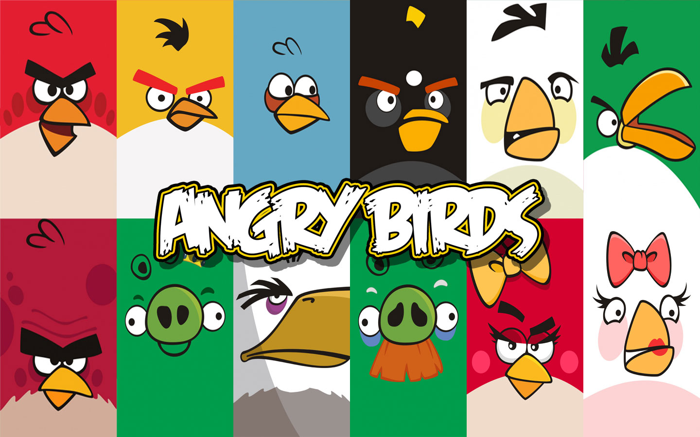 1 21 Angry Birds Seasons Pictures