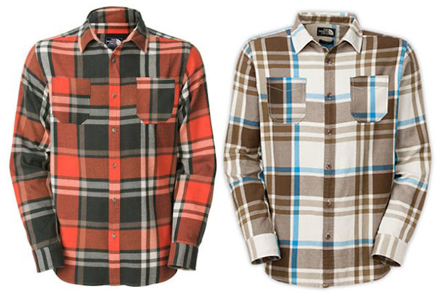 The North Face Crowther Flannel