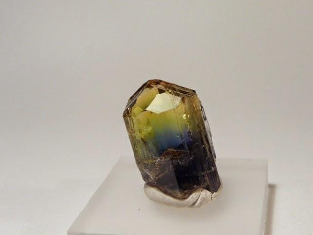 Tanzanite mineral