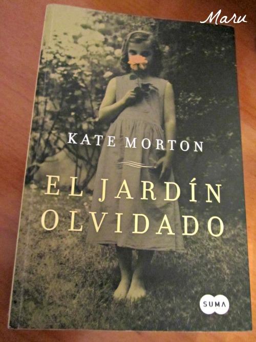 Leyendo con mar recomendaciones de verano 2013 3 el for El jardin olvidado