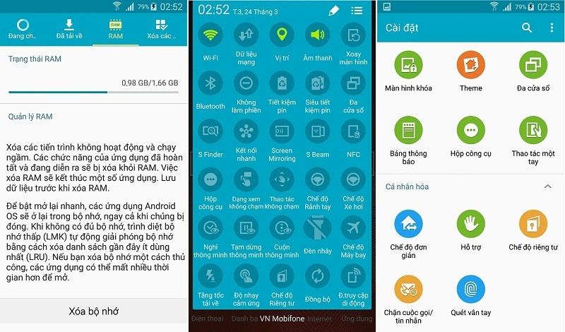 Hướng dẫn up ROM  Samsung Galaxy S5 bản Hàn, quốc tế, Nhật.