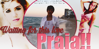 BC: Waiting for this love /Praia!! (_Iza_Mahomie_)