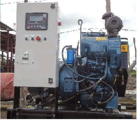 wiring genset diesel