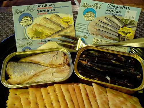 Palacio Real sardines
