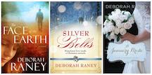 http://www.amazon.com/s/ref=nb_sb_ss_i_1_13?url=search-alias%3Dstripbooks&field-keywords=deborah+raney+books&sprefix=Deborah+Raney%2Cstripbooks%2C346&rh=n%3A283155%2Ck%3Adeborah+raney+books
