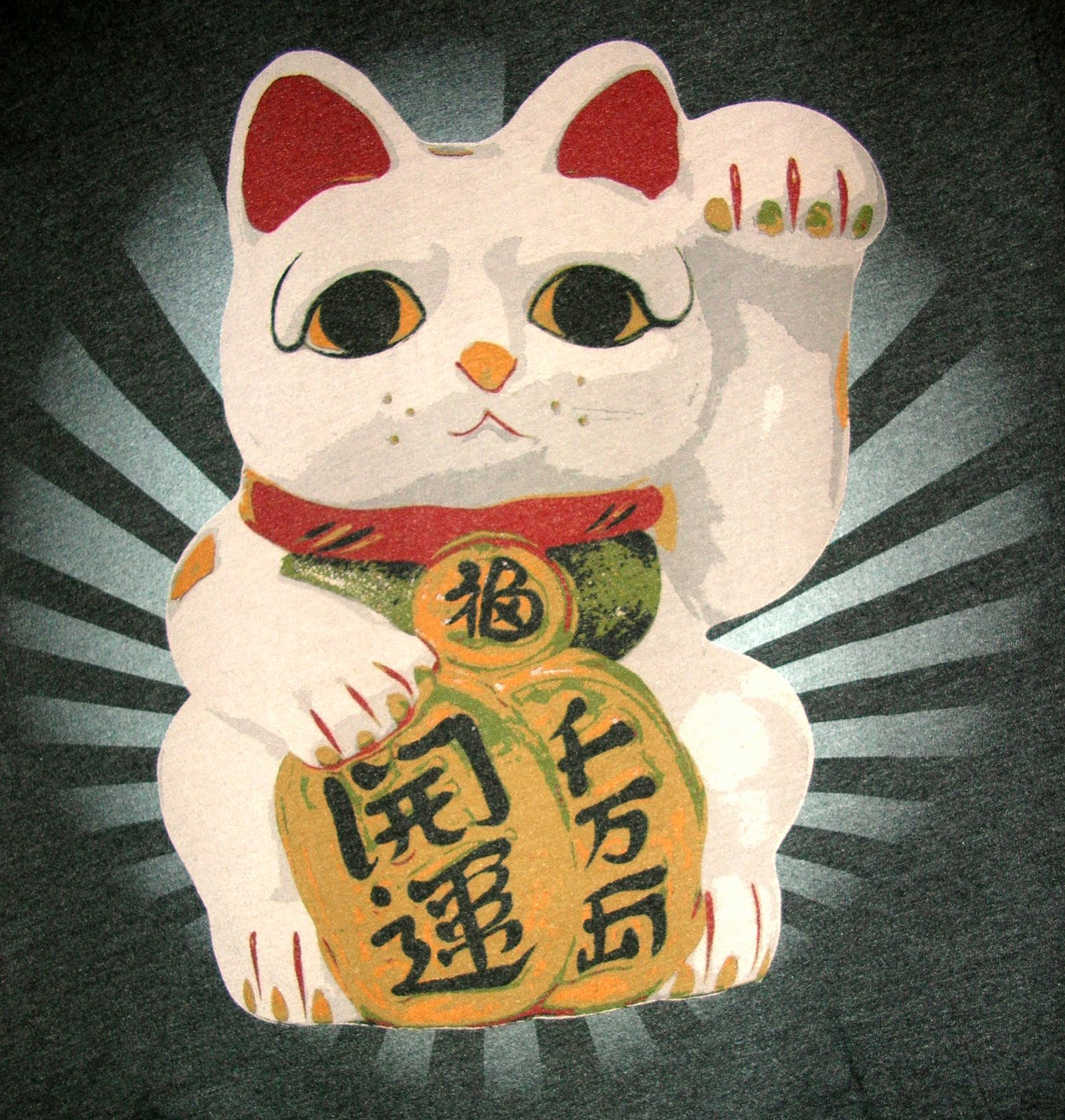 Baldufa gato de la fortuna - Que dias dan mala suerte en la cultura china ...