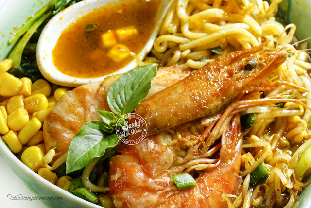 Resep Tom Yum Ramen