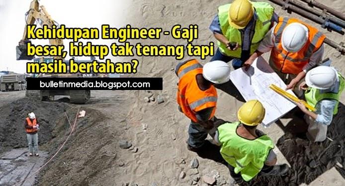 Mengejutkan!! Kisah benar kehidupan Engineer gaji besar tapi hati tak tenang