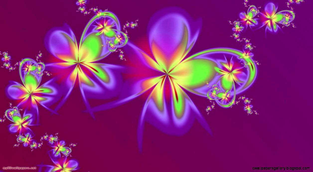 Desktop 3d flower wallpaper download