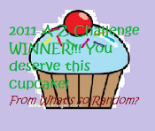 A-Z Blogging Challenge~Cupcake