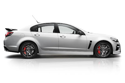 Vauxhall VXR8 GTS (2014) Side