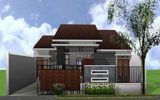 bentuk bentuk rumah idaman