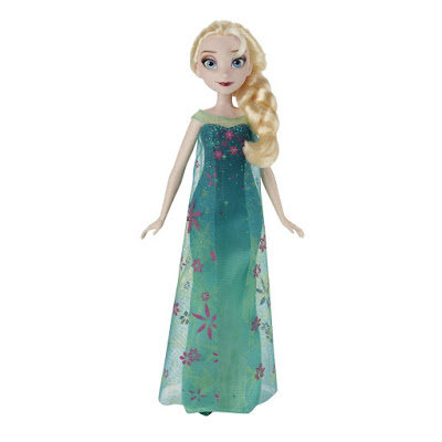 TOYS : JUGUETES Disney Frozen Fever  Elsa | Muñeca - Doll  Producto Oficial Película 2016 | Hasbro B5165 | A partir de 3 años  Comprar en Amazon España & buy Amazon USA