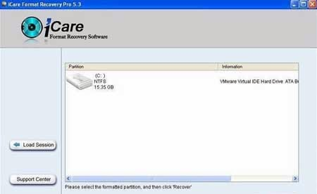 iCare Format Recovery Pro Serial Key Full Version