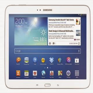 Lançamentos Tablets 2014