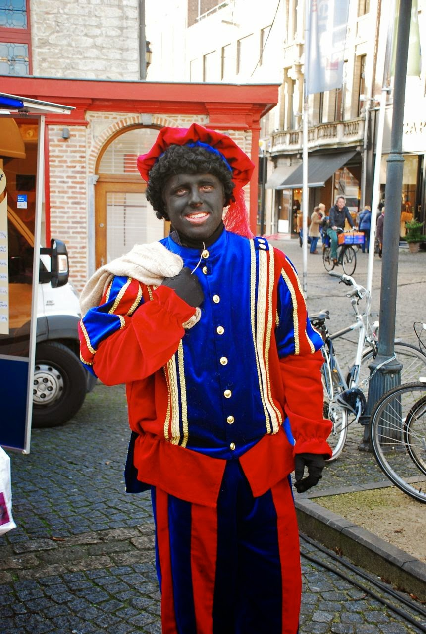 The Travelled Monkey - Zwarte Piet