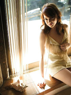 Hot Model Emma Stone Photo picture collection 2012