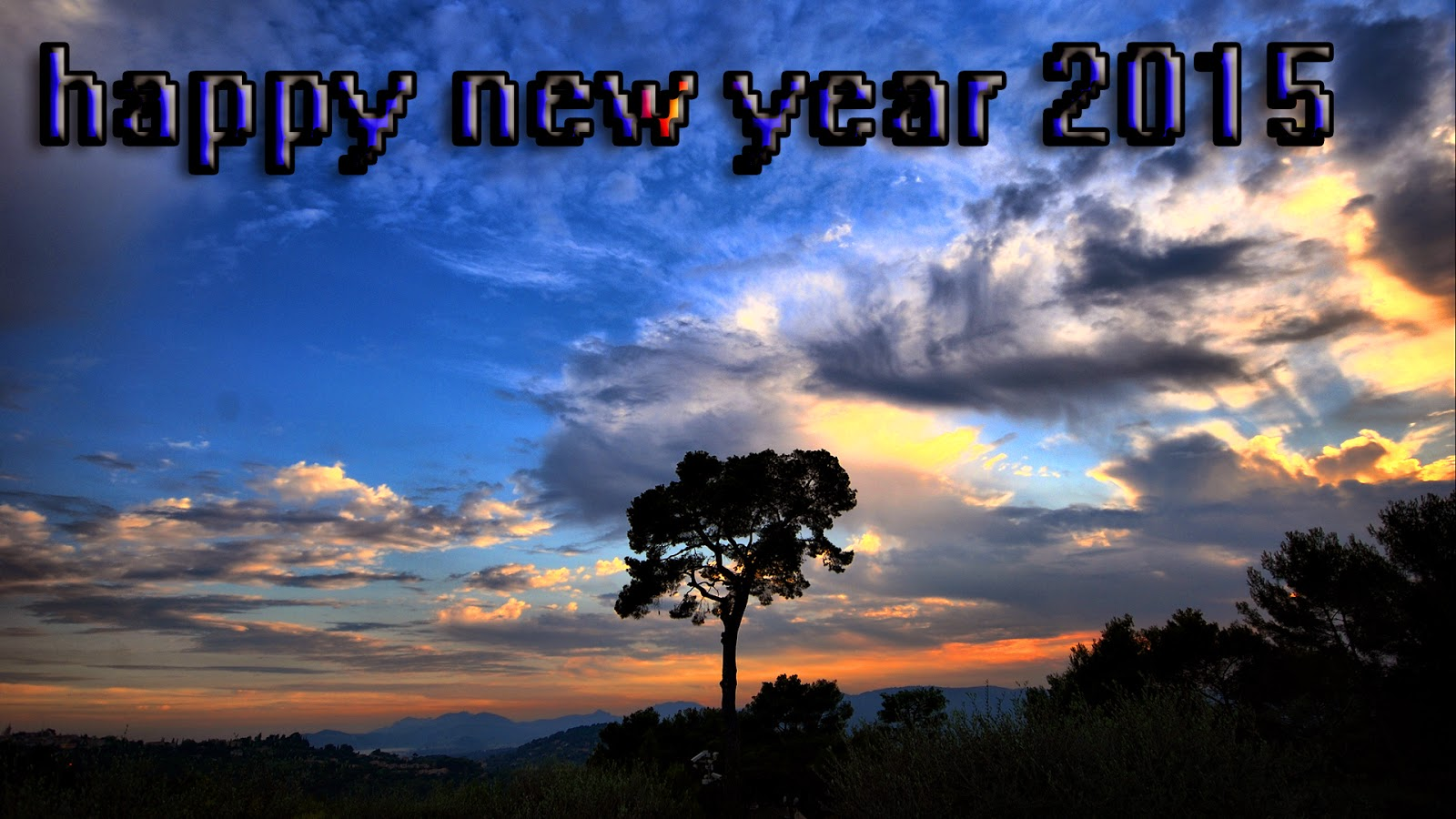 Latest Beautiful Happy New Year 2015 Images– Download Wallpapers