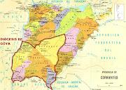 hoy. mapa argentina