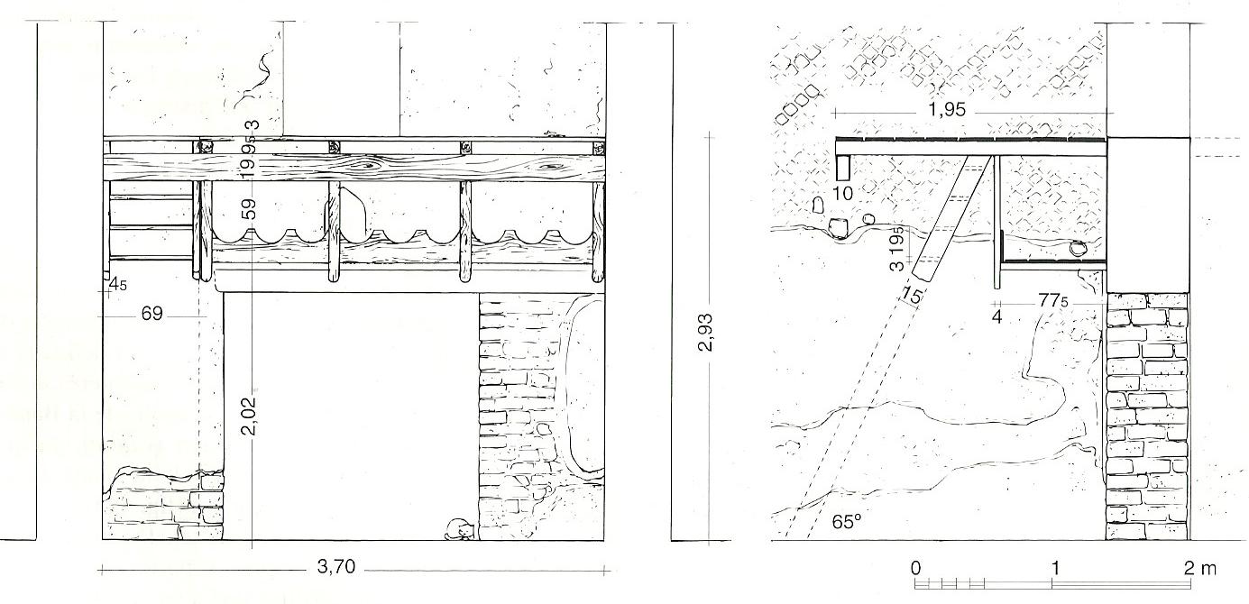 Ipat 2015 lara moreno ester la casa del efebo for Escaleras en planta