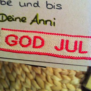 God Jul by Anni