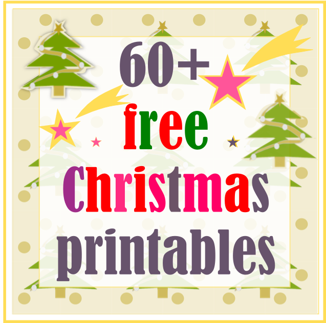 christmas pictures printable