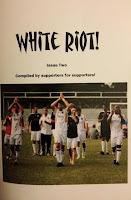 White Riot 2 Fanzine