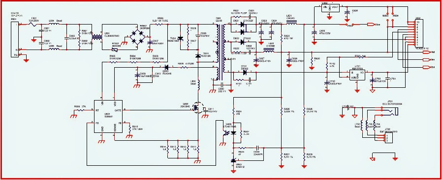 Power Inverter Repair Power Wiring Diagram Free Download