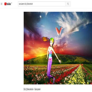 youtube com - saruzeen - diz çökeceksin