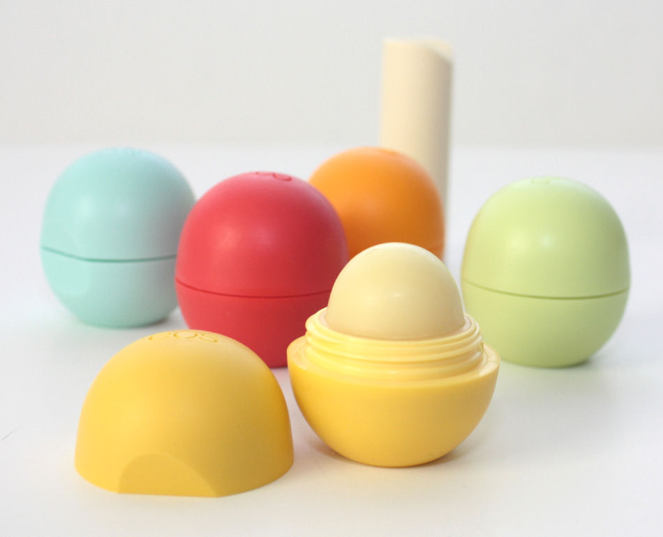 Pondering Beauty: eos Lip Balm - Smooth Sphere (6 flavors ...