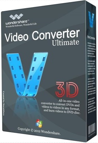 Wondershare Video Converter Ultimate v8.0.6.5 Full With Patch