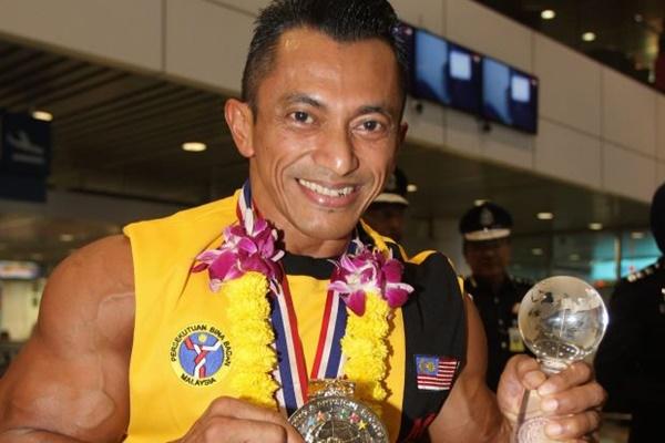 Punca Atlet Bina Badan Sazali Samad Digantung Empat Tahun Terbongkar!