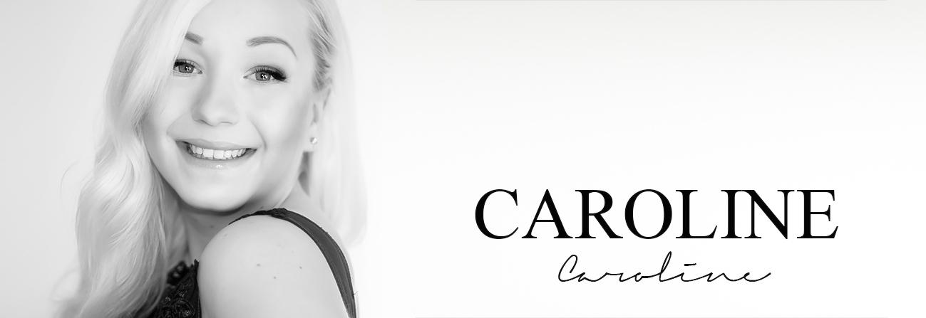 CAROLINE - prends la vie comme elle vient