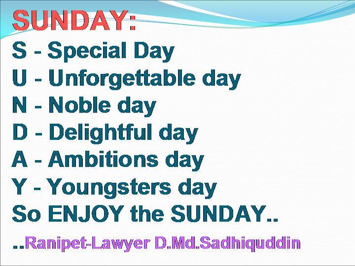 sunday special sms good friend sms sadiquddin english jokes sadiquddin english new sms
