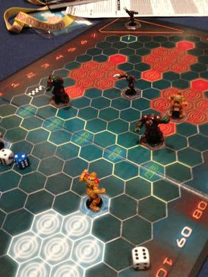 Board Games Mantic Dreadball