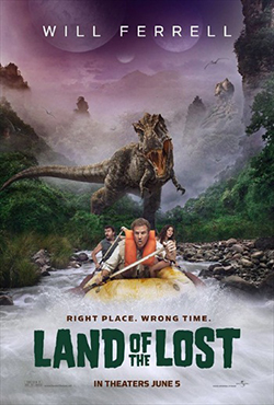 Land of the Lost 2009 Hindi Dubbed 300MB BluRay 480p at xcharge.net