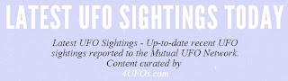 UFO Blog on Tumblr