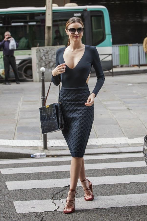 Fashion Week 2014 Street Style