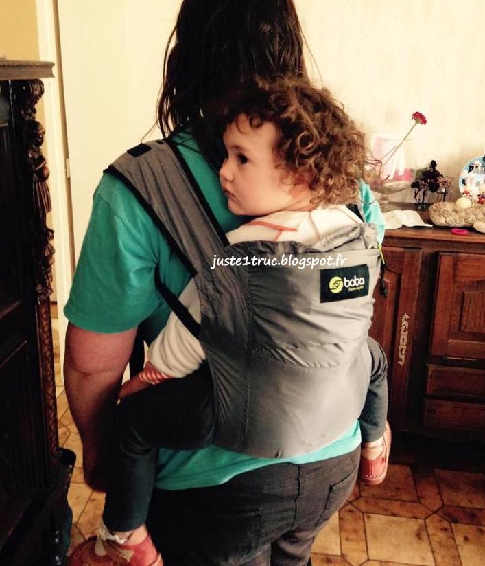 Jvoudrais Juste Dire Un Truc Test Et Avis Sur Le Boba Air - Boba porte bébé