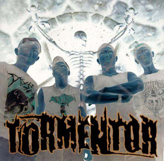 band tormentor genre technical death metal anggota andry vocal dany