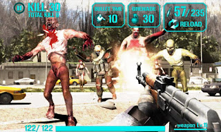 Free iGun Zombie For Android