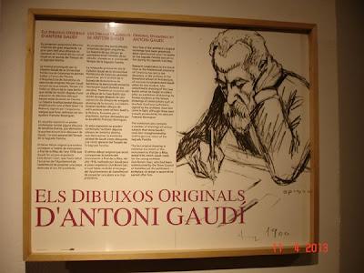 Antoni Gaudi - 161 de ani
