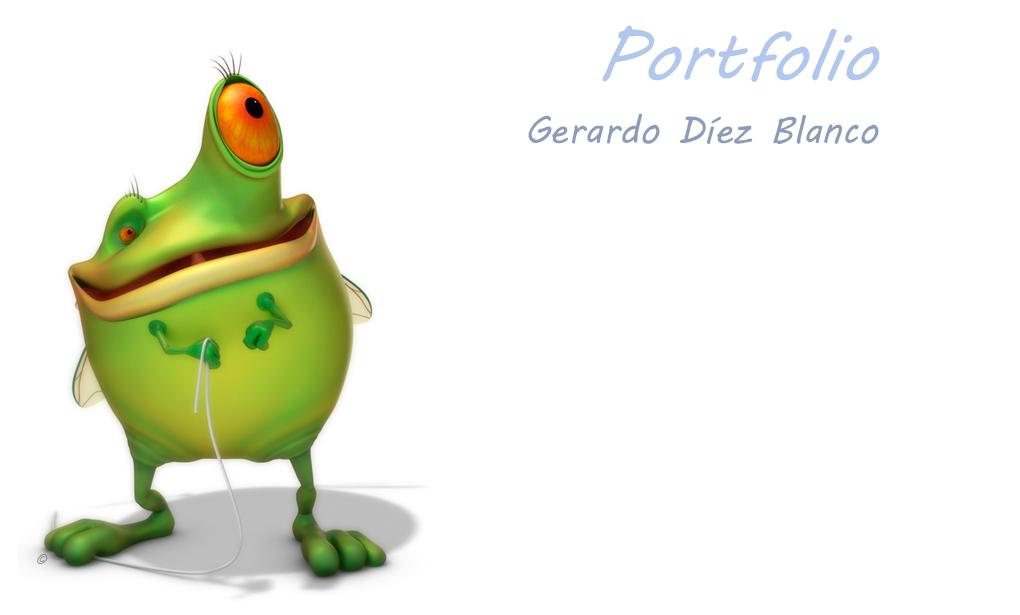 Gerardo Díez Blanco Portfolio