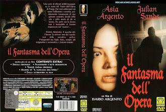 Carátula: - El fantasma de la ópera 1998 - Il fantasma dell´opera -