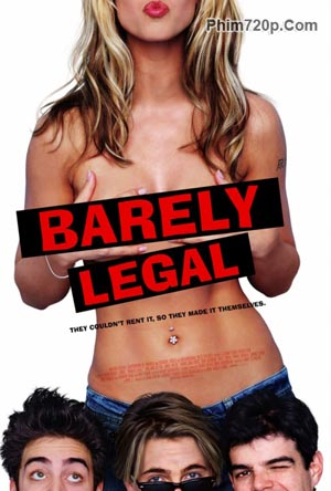 Khỏa Thân Hợp Pháp - Barely Legal